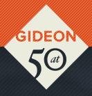 Gideon at 50