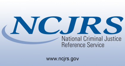 National Criminal Justice Reference Service